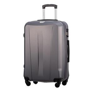 Średnia walizka PUCCINI ABS03 Paris szary antracyt - szary antracyt - 2849840249