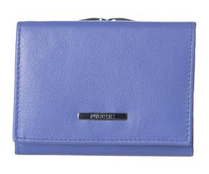 Portfel damski PUCCINI M-1701 niebieski - niebieski - 2854172071