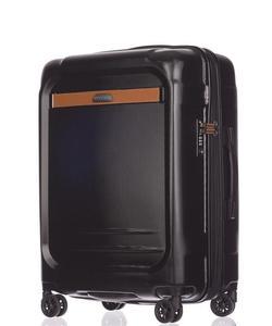 Duża walizka PUCCINI PC020 Stockholm czarna - czarny - 2853381347