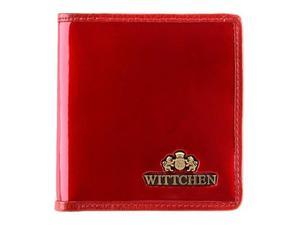 Portfel damski WITTCHEN 25-1-065 czerwony - czerwony - 2850412819
