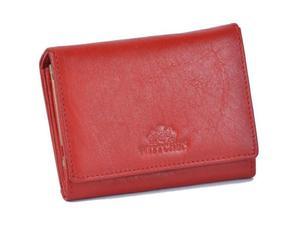 Portfel damski WITTCHEN 14 1-070 czerwony - czerwony - 2855994463