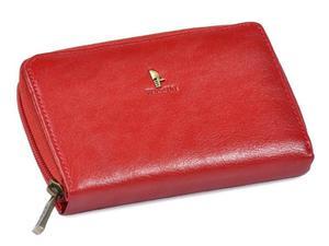Portfel damski PUCCINI P-22036 czerwony - czerwony - 2853771778