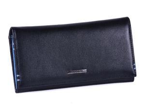 Portfel damski PUCCINI I-1705 czarno-niebieski - 2845913081