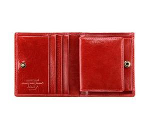 Portfel damski WITTCHEN 21 1-065 czerwony - czerwony - 2849839727