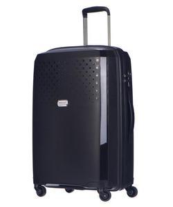 Średnia walizka PUCCINI PP010 Havana czarna - czarny - 2845913156