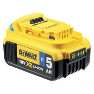 DeWalt DCB184B akumulator 18V XR Li-Ion 5,0Ah Bluetooth - 2850936165