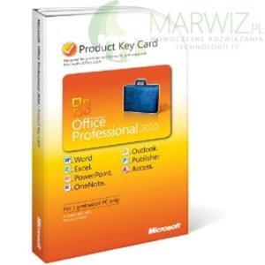 ORYGINALNY! FIZYCZNY PRODUKT! Microsoft Office 2010 Professional 32/64-bit PL PKC (269-14850) - WYSYŁKA TEGO SAMEGO DNIA ! PROMOCJA ! Polska dystrybucja! PAYU!! - 2829099928