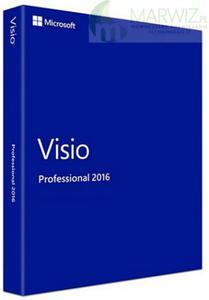 Microsoft Visio Pro 2013 PL 32-bit/x64 Medialess (D87-05414) NATYCHMIASTOWA WYSYŁKA!! >>> DARMOWA DOSTAWA!! PAYU!! - 2829100514