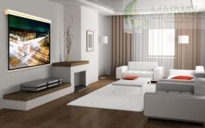 Ekran elektrycznie rozwijany Avers CUMULUS X 30-17, wymiar 300x169, 300x188 (Format 16:9 lub 16:10) Negocjacja cen! - 2869052092