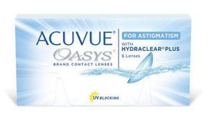 Soczewki Acuvue Oasys for Astigmatism 6szt. - 2822116455