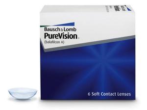Soczewki PureVision 6szt. - 8,6 - 2822116460