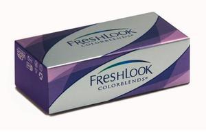 Soczewki FreshLook ColorBlends 2szt. - Amethyst (Ametystowe) - 2822116494