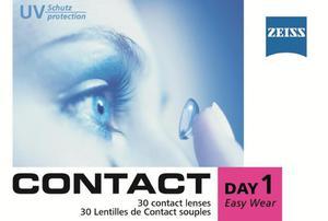 Soczewki Contact Day1 Easy Wear 30szt. - 2822116508