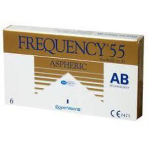 Soczewki Frequency 55 Aspheric 3szt. - 2822116519