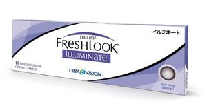 Soczewki FreshLook Illuminate 10 szt. - Jet Black - 2822116569