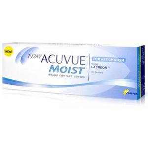 Soczewki 1 Day Acuvue Moist for Astigmatism 30szt. - 2822116570