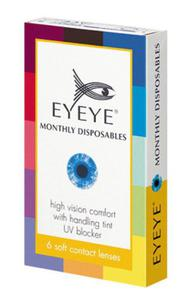 Soczewki Eyeye Comfort 6szt. - 8,5 - 2822116593