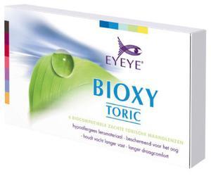 Soczewki Eyeye Bioxy Toric 6szt. - 2822116596