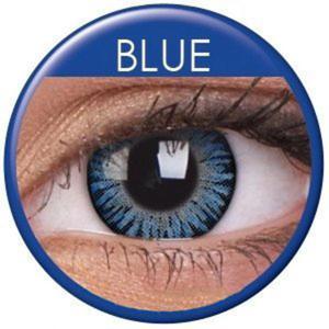 Soczewki Kolorowe ColourVue 3 Tones 2szt. - Blue (Niebieski) - 2822116614