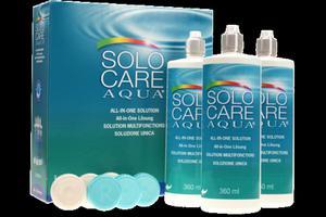 Solo Care Aqua 3x360ml - 2822116618