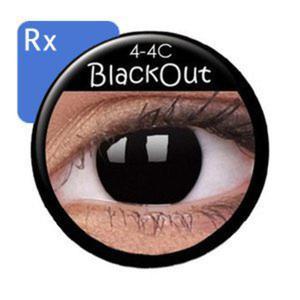 Soczewki Kolorowe ColourVue Crazy Lens XR (z mocami) 2szt. - 2822116629
