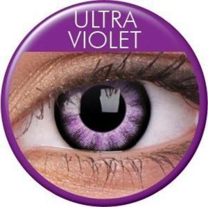 Soczewki Kolorowe ColourVue Big Eyes 2szt. - Ultra Violet - 2822116643