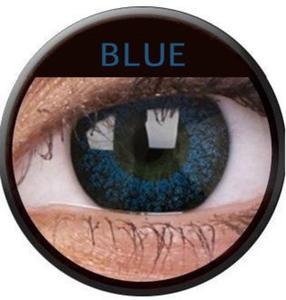 Soczewki Kolorowe ColourVue Eyelush 2szt. - Blue (Niebieski) - 2822116648