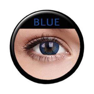 Soczewki Kolorowe ColourVue Elegance 2szt. - Blue (Niebieski) - 2822116653