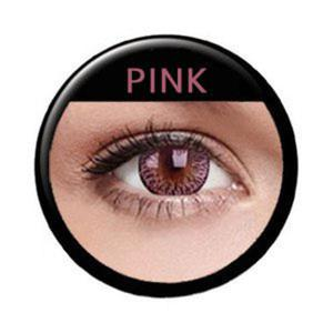 Soczewki Kolorowe ColourVue Elegance 2szt. - Pink - 2822116657