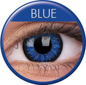 Soczewki Kolorowe ColourVue Glamour 2szt. - Blue (Niebieski) - 2822116658