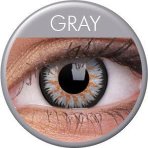 Soczewki Kolorowe ColourVue Glamour 2szt. - Grey - 2822116659