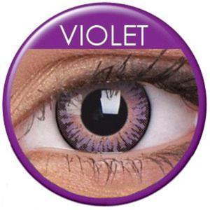 Soczewki Kolorowe ColourVue 3 Tones 2szt. - Violet (Fiolet) - 2822116666