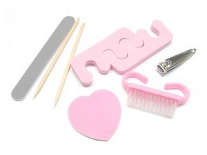 Podręczny zestaw do paznokci Manicure & Pedicure set Manicure & Pedicure set