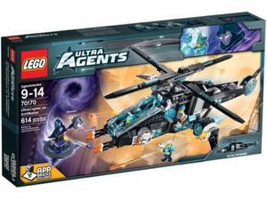 LEGO Ultra Agents 70170 Ultrakopter kontra AntiMatter - 2833194185