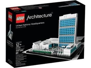 LEGO Architecture 21018 Siedziba Główna ONZ - 2847621332