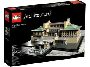 LEGO Architecture 21017 Imperial Hotel - 2833194211