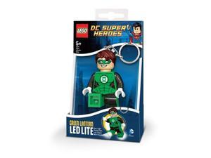 Brelok latarka LEGO Super Heroes KE66 LED Green Lantern - 2833194266