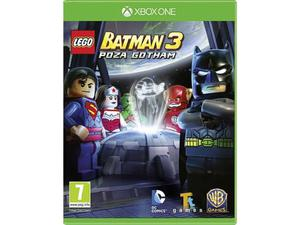 Gra XBOX ONE LEGO BATMAN 3: Beyond Gotham (Poza Gotham) - 2847621369