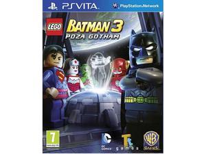 Gra PS VITA BATMAN 3: Beyond Gotham (Poza Gotham) - 2847621371