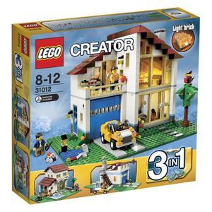 LEGO CREATOR 31012 Dom rodzinny - 2847620812