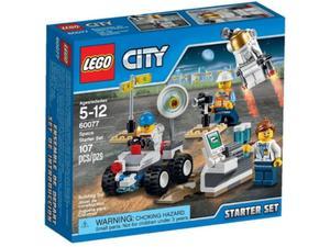 LEGO City 60077 Kosmos - zestaw startowy - 2833194343