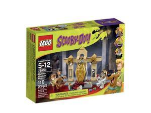 LEGO Scooby-Doo 75900 Tajemnica muzeum mumii - 2833194395