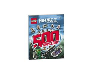 LEGO Ninjago LBS701 500 Naklejek - 2847621393