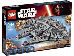 LEGO Star Wars 75105 Millennium Falcon - 2833194445
