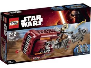 LEGO Star Wars 75099 Śmigacz Rey - 2833194453