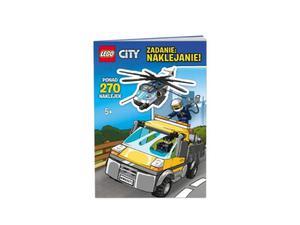 LEGO City LAS13 Zadanie naklejanie! - 2833194472