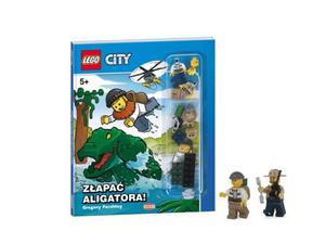 LEGO City LSB7 Złapać Aligatora! - 2833194481