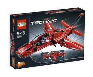 LEGO TECHNIC 9394 Odrzutowiec - 2847620840