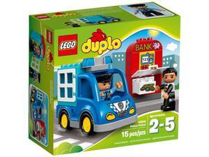 LEGO DUPLO 10809 Patrol policyjny - 2833194532