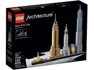 LEGO Architecture 21028 Nowy Jork - 2833194675